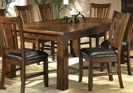 dining table set 6 chairs full size of solid oak round dining table set room with