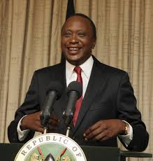 Kenyan Cabinet Secretaries Kenyas Wealthy President Uhuru Kenyatta Finally Takes Pay Cut