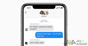 There is a couple of mass text messaging service which have been developed to make the experience even better! Android Group Messaging 101 The Ultimate Guide Joyofandroid Com