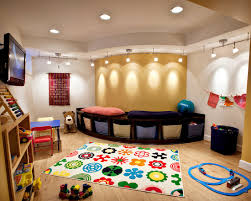 Basement Ideas For Kids And Awesome Basement Remodel Decorating Ideas  Stunning Traditional Kids