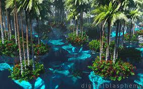 the floating garden 2019