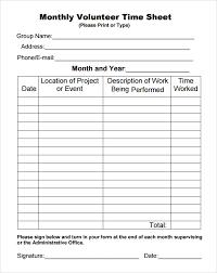 volunteer template volunteer tracking form template rome fontanacountryinn com