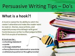 how do you write a hook for a persuasive essay essay writing  more information how do you write a hook for a persuasive essay