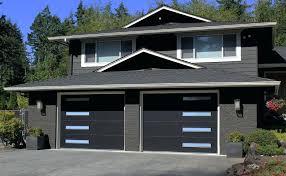 creative black garage doors decor black garage doors home depot
