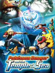 Watch Pokémon Ranger and the Temple of the Sea