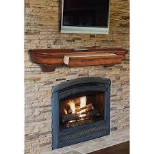 abingdon fireplace mantel shelf