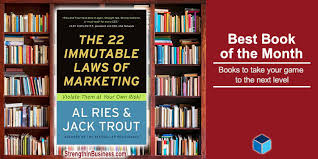 22 Immutable Laws Of Marketing Book Review The 22 Immutable Laws Of Marketing