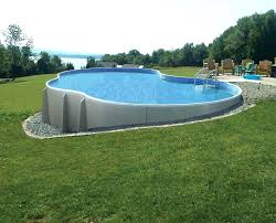 Inground Pool Decking Ideas Pool Plans Above Ground Swimming Pool