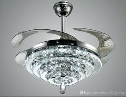 full size of indoor 5 light luxury crystal chandelier ceiling fans remote control dimming lighting 3