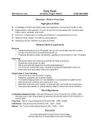 Cook Resumes Unique Line Cook Cover Letter Chic Sample Resume Entry Level Cook On Line