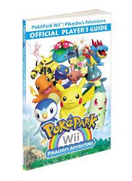 PokePark Wii: Pikachu's Adventure - Official Player's Guide: Prima Official  Game Guide (Prima Official Game Guides): Pokemon USA, Inc.: 9780307470911:  Amazon.com: Books
