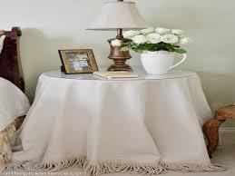 glass side tables for bedroom grass skirt tablecloth round table size 1024x768 grass skirt tablecloth