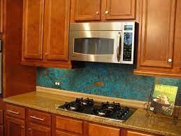 Design Copper Backsplash Tiles ...