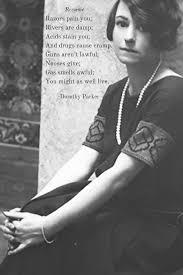 Dorothy Parker Resume Resume Dorothy Parker Famous Poets Philosopher's Stone 57