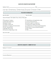Accident Report Template Word New Free Incident Work Form Employee