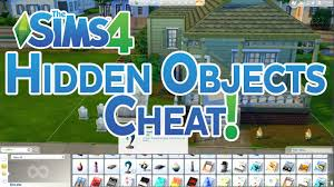 Restaurant turned out better than we expected. The Sims 4 Hidden Objects Cheats Youtube