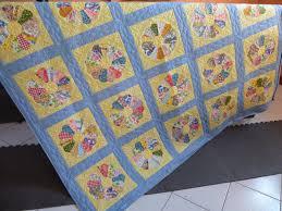 Dresden Plate Quilt Pattern Impressive Caledonia Quilter Vintage Dresden Plate Quilt And A Polar Vortex