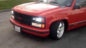 All Chevy 94 chevy stepside : HD OBS (chevy silverado) bullz truckin - YouTube