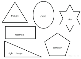 Shapes Coloring Pages For Preschoolers Shape Colouring Pages ...