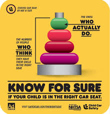 Child Safety Seats Approach To Care Uf Health University