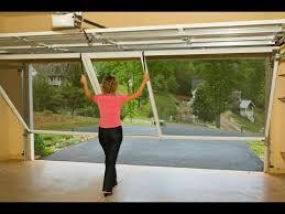 garage door screens retractable garage door screens and enclosures