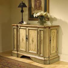 hall console cabinet. Powell English Garden Antique White And Sage Hall Console Cabinet R