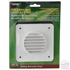 Vent System Battery Box Vent Valterra A10 3310vp Battery Accessories