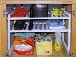 Under Kitchen Sink Cabinet Under Kitchen Sink Pull Out Storage Stainless Steel Door Cabinet