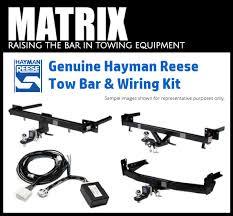 hayman reese tow bar wiring kit toyota prado 120 series 2003 2009 hayman reese tow bar wiring kit toyota prado 120 series 2003 2009 2500kg