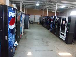Second Hand Vending Machine Delectable Hriusedvendingmachinewarehouse HRI Vending Machines