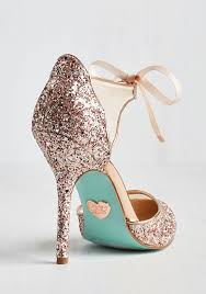 best 25 champagne heels ideas on pinterest champagne wedding Wedding Shoes Glitter Heel sparkly champagne bridal heels from blue by betsey johnson wedding shoes sparkly heel