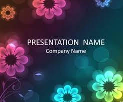 Microsoft Powerpoint Themes Floral Microsoft Powerpoint Templates In 2019 Cool