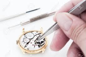時計の修理および修復 の写真素材・画像素材 Image 21984696.