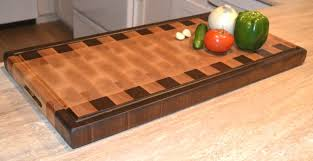 your cutting board is not protected and can be used make sure to maintain it