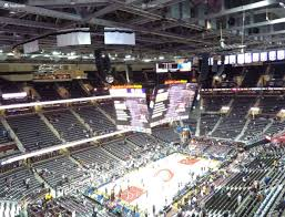 Cavs Seating Chart View Rocket Mortgage Fieldhouse Section 214 Seat Views Seatgeek