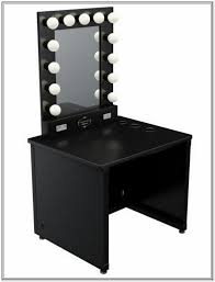 small vanity mirror with lights. small vanity makeup table regarding amazing lighted mirror with lights