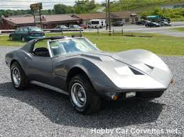 1972 Gray (Real Mille Miglia Red) Mako Shark Custom Corvette ...
