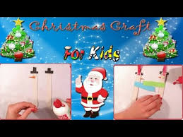 Simple Kids Idea For Christmas For Decorating The Christmas Tree Preschool Simple Christmas Crafts