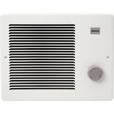 electric bathroom wall heaters. broan 174 wall heater, 750/1500 watt 120 vac, white painted grille - bathroom heater amazon.com electric heaters