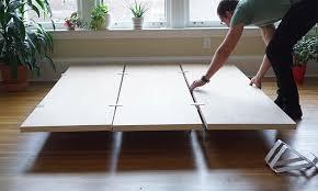 diy platform bed. Diy Platform Bed