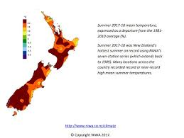 New Zealand Climate Chart Waikato Climate What To Expect Weather Wise In The Waikato