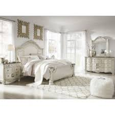 Cassimore North Shore Pearl Silver Panel Bedroom Set from Ashley ...