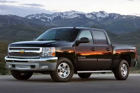 Used 2013 Chevrolet Silverado 1500 Crew Cab Pricing - For Sale ...
