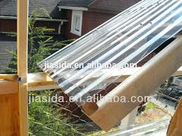 polycarbonate corrugated roof panel photo 3 of roofing