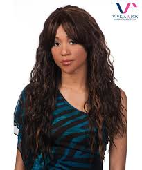 Vivica Fox Wig Color Chart Vivica Fox Full Wig Wp Lizzy Futura Synthetic Weave Cap Full Wig