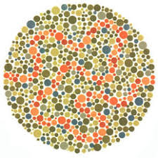Eye Test Colour Chart Ishiharas Test For Colour Deficiency 38 Plates Edition