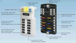 new page 1 Easy Wiring Fuse Panel Diagram blue sea 5026 st blade fuse block w cover 12 circuit Fuse Box Diagram