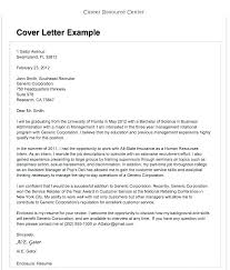 Writing Cover Letter Example What To Write In A Cover Letter For A