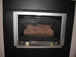 how do i close the flue on my gas fireplace