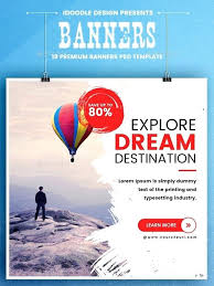 Gorgeous Travel Agency Flyer Templates To Grow Your Free For
